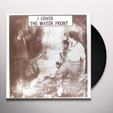 Cecil Lloyd I COVER THE WATER FRONT Vinyl Record - Italy Import