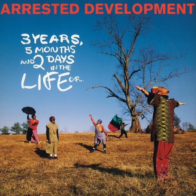 Arrested Development 3 YEARS 5 MONTHS & 2 DAYS Vinyl Record