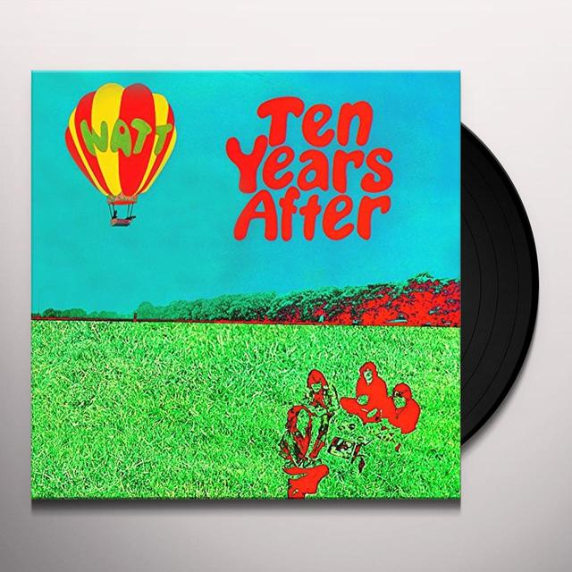 Ten Years After WATT Vinyl Record