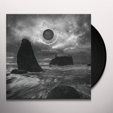 Downfall Of Gaia AEON UNVEILS THE THRONES OF DECAY Vinyl Record