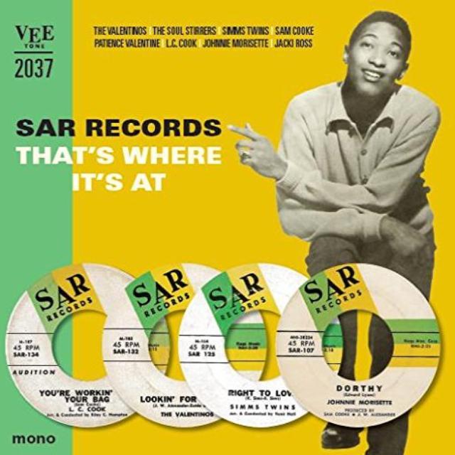 SAR RECORDS-THATS WHERE ITS AT / VARIOUS