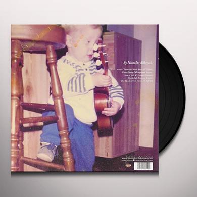 Nicholas Allbrook GANOUGH WALLIS & FATUNA Vinyl Record