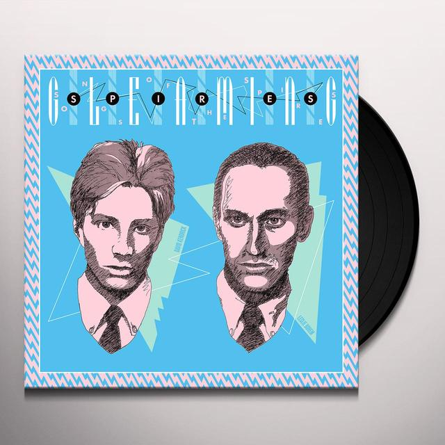 Gleaming Spires INCOMING Vinyl Record - UK Release
