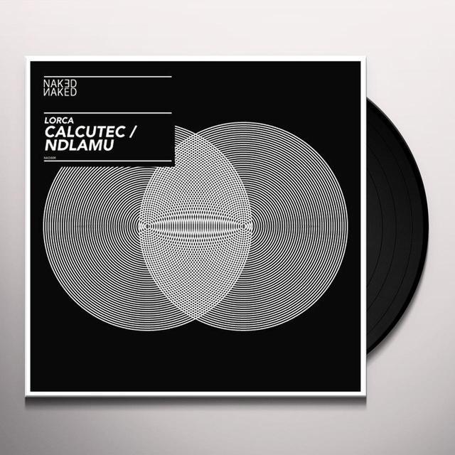 Lorca CALCUTEC/NDLAMU Vinyl Record - UK Import