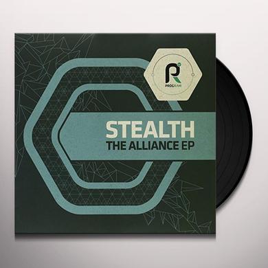 Stealth ALLIANCE Vinyl Record - UK Import