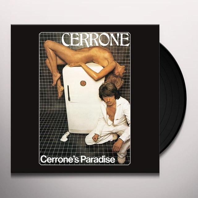 CERRONES PARADISE (CERRONE II) Vinyl Record