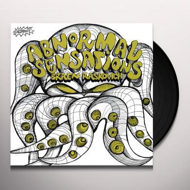 Braen Raskovich ABNORMAL SENSATIONS Vinyl Record