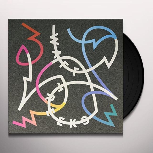 Waff FREEKS Vinyl Record