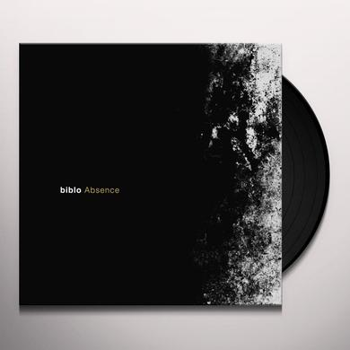 BIBLO ABSENCE Vinyl Record