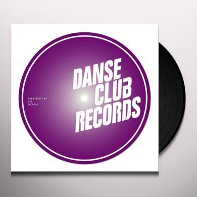 SEK EVERYBODY Vinyl Record