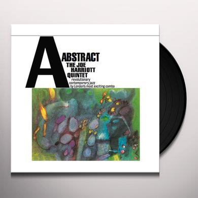 Joe Harriott ABSTRACT Vinyl Record