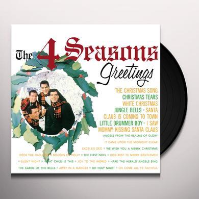 Four Seasons GREETINGS Vinyl Record