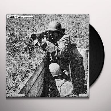 ALBERICH NATO-UNIFORMEN Vinyl Record