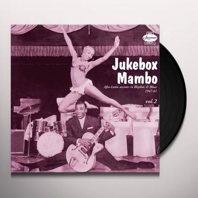 JUKEBOX MAMBO 2: AFRO-LATIN ACCENTS RHYTHM / VAR Vinyl Record