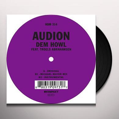 Audion DEM HOWL Vinyl Record