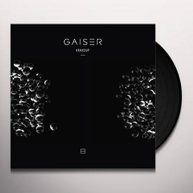 Gaiser KRAKDUP Vinyl Record