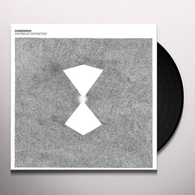Cassegrain CENTRES OF DISTRACTION Vinyl Record