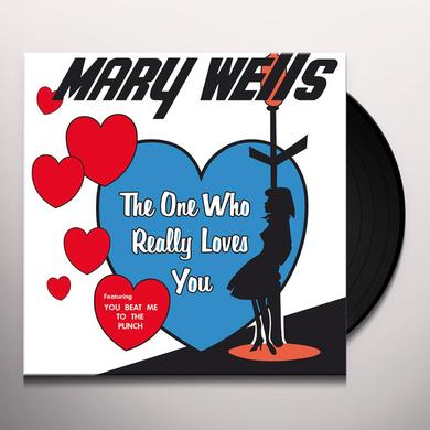 Mary Wells ONE WHO REALLY LOVES YOU Vinyl Record