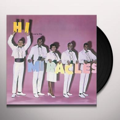 HIWERE THE MIRACLES Vinyl Record