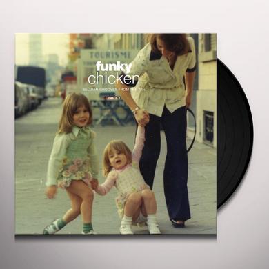 FUNKY CHICKEN: BELGIAN GROOVES FROM 70S PT 1 / VAR Vinyl Record