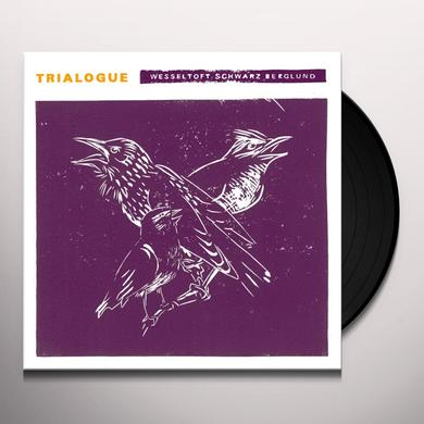 Bugge Wesseltoft & Henrik Schwarz & Dan Berglund TRIALOGUE Vinyl Record