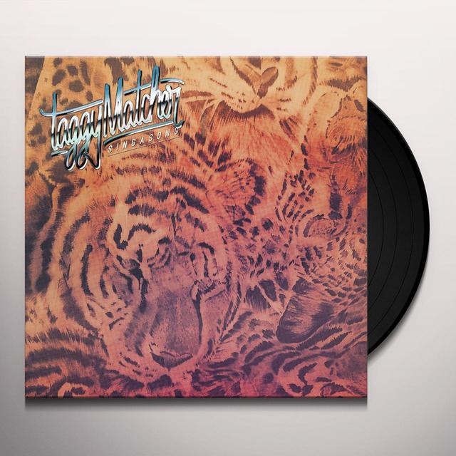 Taggy Matcher SINGASONG Vinyl Record