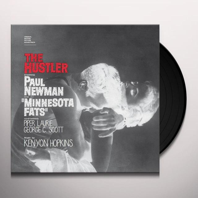 Kenyon Hopkins HUSTLER Vinyl Record
