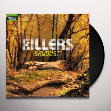 The Killers SAWDUST Vinyl Record - UK Import