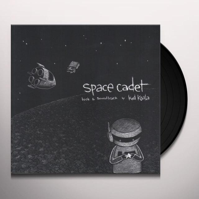 Kid Koala SPACE CADET Vinyl Record - UK Import
