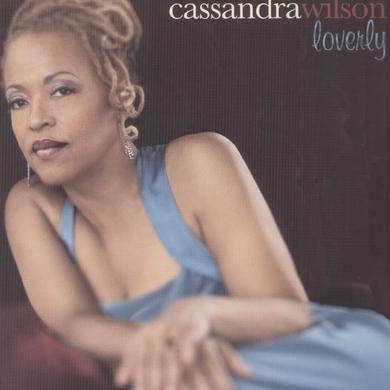 Cassandra Wilson LOVERLY Vinyl Record