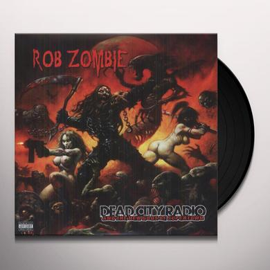 Rob Zombie DEAD CITY RADIO & THE NEW GODS OF SUPERTOWN/TEENAG Vinyl Record