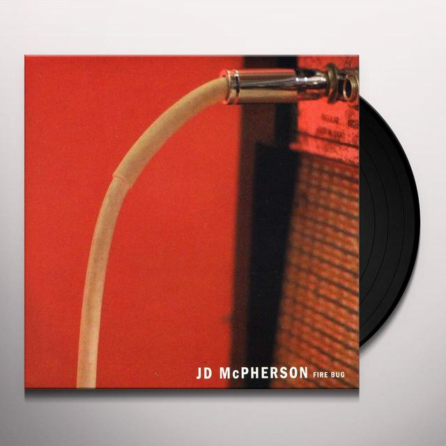 Jd Mcpherson FIRE BUG Vinyl Record - Holland Release