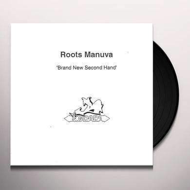 Roots Manuva BRAND NEW SECOND HAND Vinyl Record - UK Import