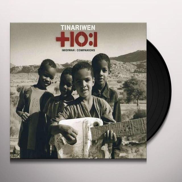 Tinariwen IMIDIWAN: COMPANIONS Vinyl Record - UK Import