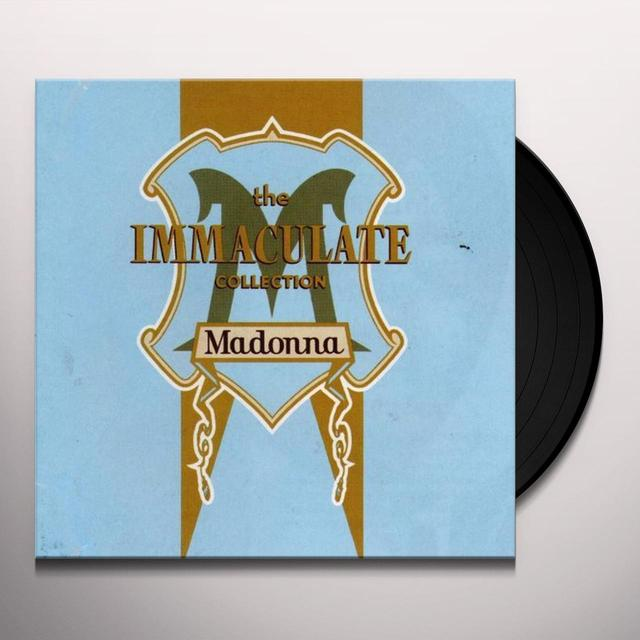 Madonna IMMACULATE COLLECTION (GER) (Vinyl)