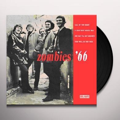 ZOMBIES '66 Vinyl Record - UK Import