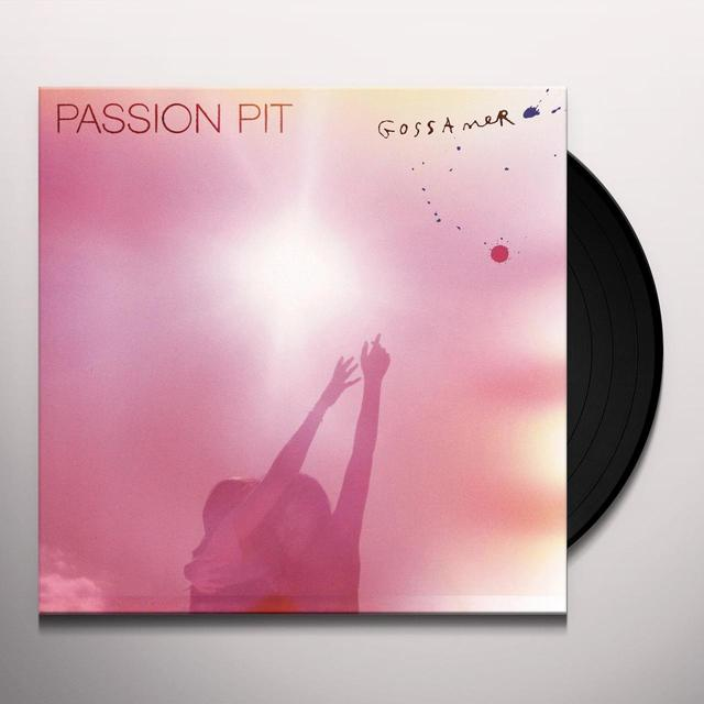 Passion Pit GOSSAMER (UK) (Vinyl)