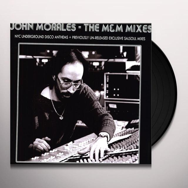 John Morales M & M MIXES Vinyl Record - UK Import