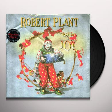 Robert Plant BAND OF JOY Vinyl Record - UK Import