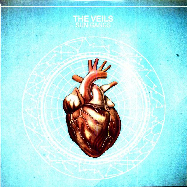The Veils SUN GANGS Vinyl Record - UK Release