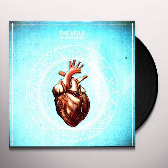 The Veils SUN GANGS Vinyl Record - UK Release