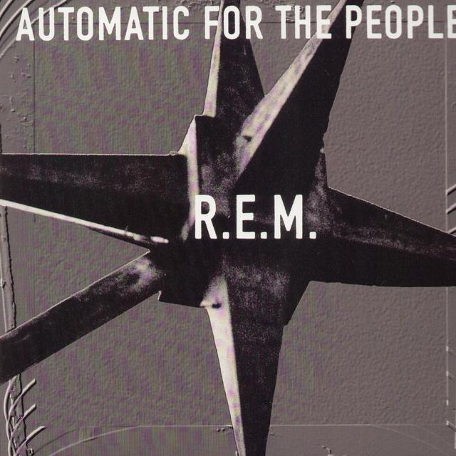 R.E.M. AUTOMATIC FOR THE PEOPLE (GER) Vinyl Record