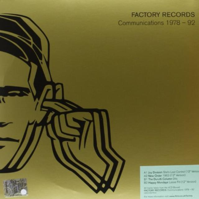 FACTORY RECORDS COMMUNICATIONS 1978-82 / VARIOUS
