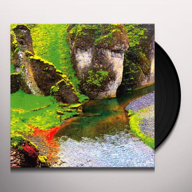 Clams Casino RAINFOREST Vinyl Record - UK Release