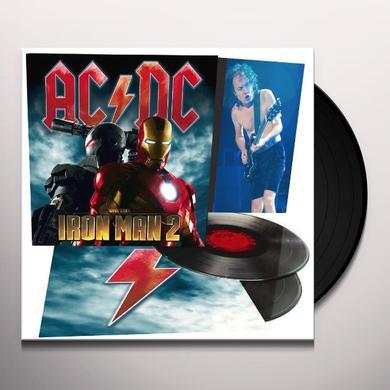 AC/DC IRON MAN 2 Vinyl Record - UK Import