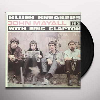 John Mayall BLUES BREAKERS WITH ERIC CLAPTON Vinyl Record - UK Import