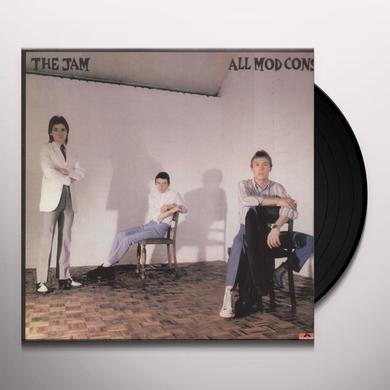 The Jam ALL MOD CONS Vinyl Record - UK Release