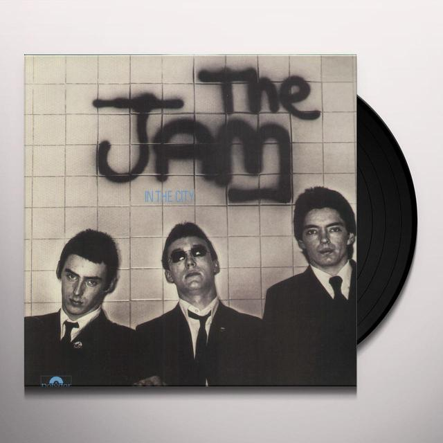 The Jam IN THE CITY Vinyl Record - Holland Import