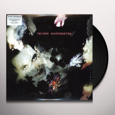 Cure DISINTEGRATION: REMASTERED (UK PRESSING) Vinyl Record - Italy Import