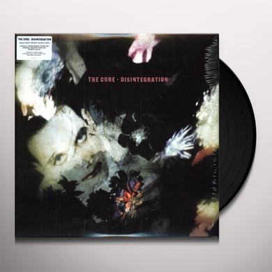 The Cure DISINTEGRATION: REMASTERED (UK PRESSING) Vinyl Record